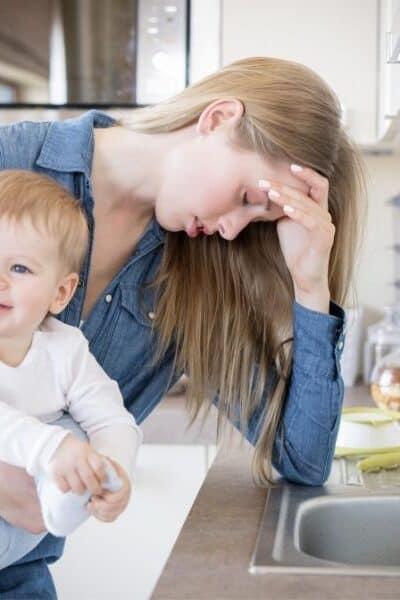 selfcare after baby arrives