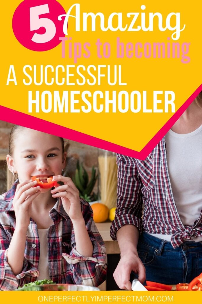 how to be a successful homeschooler