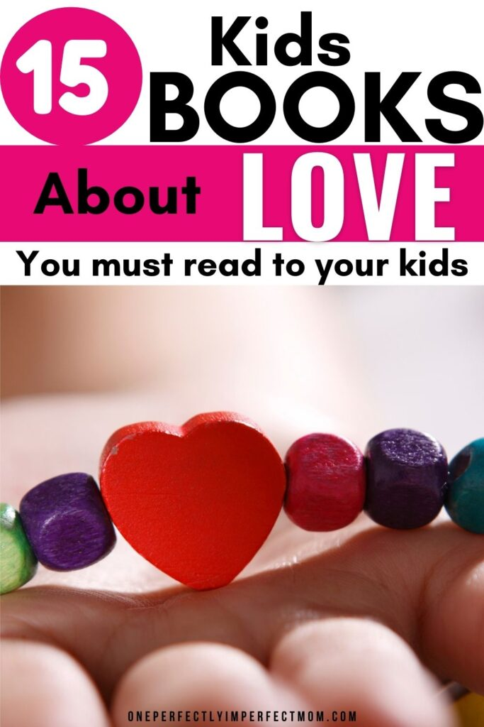 kids books about love