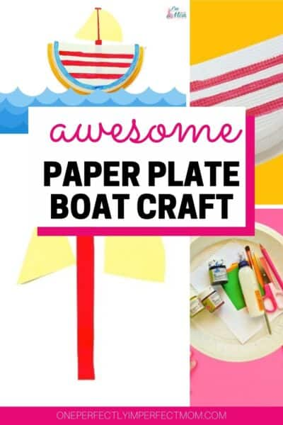 how to make boat paper craft