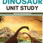 dinosaur unit study