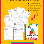 alphabet printable worksheets