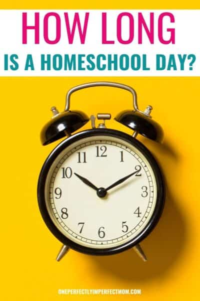how long is a homeschool day