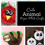 Animal Paper Plate Crafts