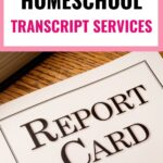 Homeschooling record keeping and transcript services