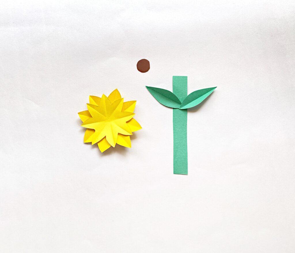 Flower vase step 3