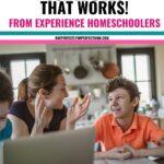 homeschooling schedules