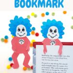 Thing 1 and Thing 2 bookmark