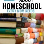 books for homeschool parents