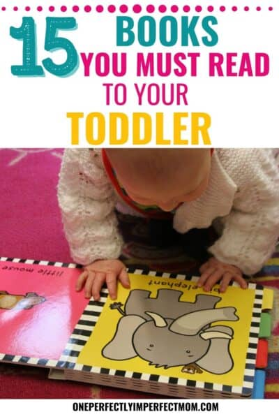 books to read to your toddlers