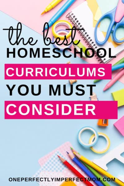 cheap homeschool curriculums