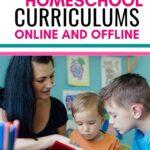 homeschool curriculums