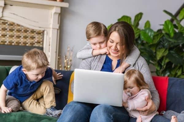 Jobs for homeschool moms