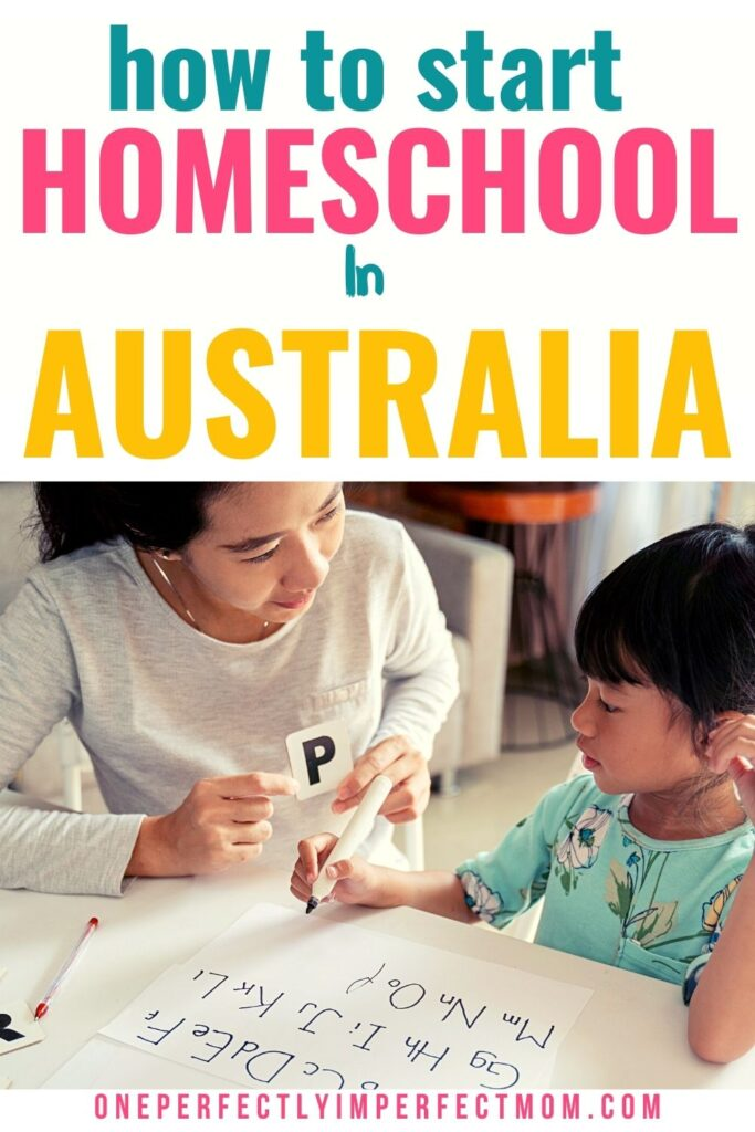 homeschooling in Australia